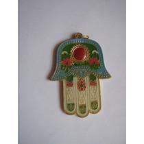 Mano Fatima Hamsa Hamse Dije Amuleto