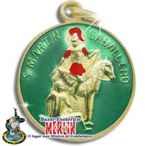Medalla De San Martín Caballero - Protección