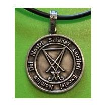 Dije Satanico Lucifer Satanas Nomine Excelsi 666 Diablo