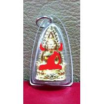 Amuleto De Buda Dorado En Su Dije Especial