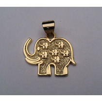 Elefante Dije Amuleto Proteccion Prosperidad