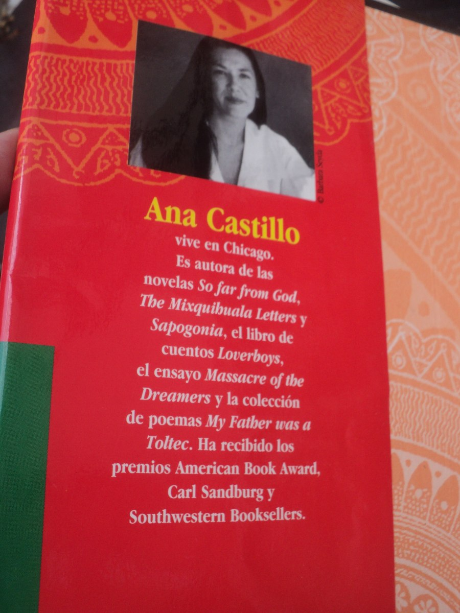 the life and works of ana castillo I ask the impossible: poems [ana castillo] with a mission, who takes the time in her poetry to reflect on the value of her life and work.