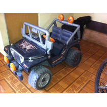 Montable Electrico Power Wheels