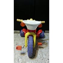 Triciclo De Dora Con Luces Y Sonidos