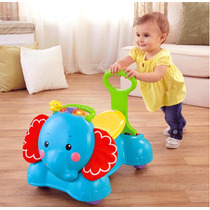 Elefante Andador 3 En 1 Fisher Price