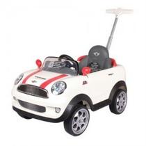 Nuevo Mini Cooper Push Car, Montable Guiado Para Bebe Maa