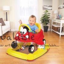 Andadera Para Niños 3 En 1 Little Tikes Cozy Coupe