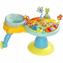 Andadera Giratoria Para Niños 3 En 1 Bright Starts