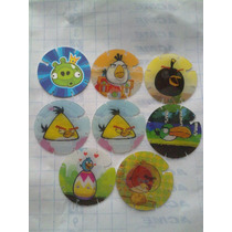 Tazos Lenticulares Angry Birds