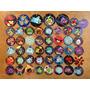 Coleccion Completa De 282 Tazos De Angry Birds Space Hm4