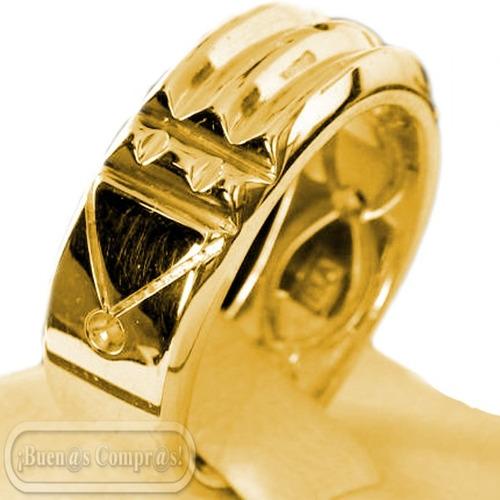Atlante Oro Anillo Atlante Oro de 18