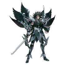 Hades Con Armadura Myth Cloth Bandai