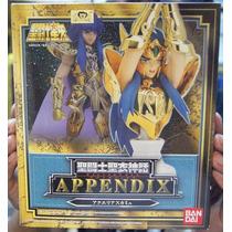 Appendix De Acuario Jp En Mano $1800