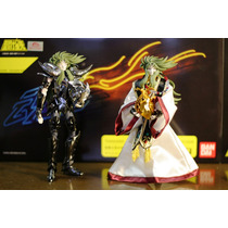 Patriarca Shion Tamashii Nation 2008 Myth Cloth Japonés