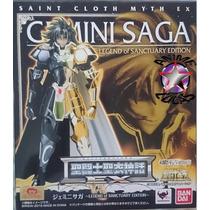 Saint Seiya Myth Cloth, Geminis Bicolor Edicion Ex Jp