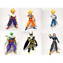 Dragon Ball Z Set De 6 Figuras Articuladas *toysnmor3*