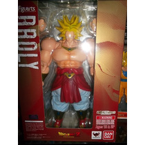 Broly Figuarts Dragon Ball Z Bandai Disponible