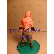 Layatoy Dragon Ball Majin Boo Figura Rara Loose De Coleccion