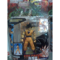 Figura De Dragon Ball Z Goku Hybrid Action