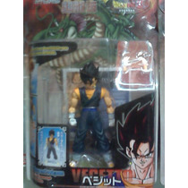 Figura De Dragon Ball Z Vegetto Hybrid Action