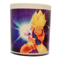 Taza Mágica Goku Dragon Ball Z Mod. 3