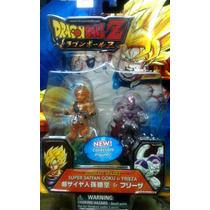 Super Saiyan Goku Vs Freezer De Bandai Dragon Ball Z Oferta