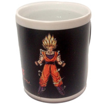 Taza Mágica Goku Dragon Ball Z Mod. 2