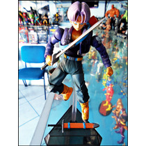 Trunks,hybrid Action Bandai,loose,dragon Ball,14 Cm,goku.
