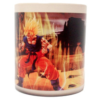Taza Mágica Goku Dragon Ball Z Mod. 6