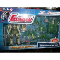 Zaku Deluxe Bandai Gundam