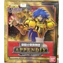 Geminis Saga / Kanon Saint Myth Cloth Appendix