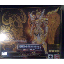 Mu De Aries Myth Cloth Ex Jp Soul Of Gold Saint Seiya