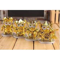 Caballeros Del Zodiaco Minions.!