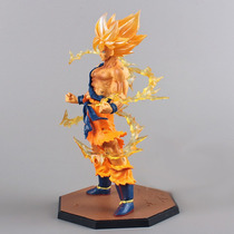 Super Saiyan Goku Dragon Ball Z Bandai