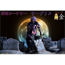 Saint Seiya Diorama Cementerio Otoki-ho Heaven 2016