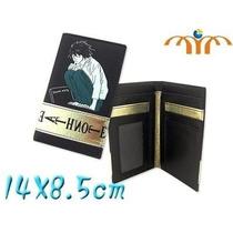 Death Note L Misa Ryuk Cartera Larga Vinipiel Importada Mn4