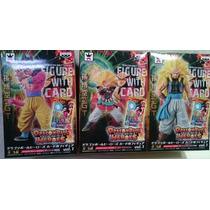 Banpresto Dragon Ball Z Gogeta Gotenks Figures