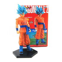 Dragon Ball Z Goku Super Sayayin Dios Figura