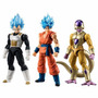 Dragon Ball Shodo Goku Vegeta Dios Golden Freezer Bandai Jp