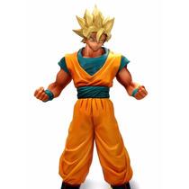 Dragon Ball Super Saiyan Goku Banpresto Master Star Piece