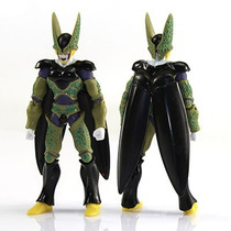 Cell Figura De Accion Dragon Ball Z Piezas Intercambiables