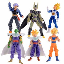 Figuras De Accion Dragon Ball Z Goku Piezas Intercambiables