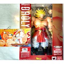 Broly Sh Figuarts Jp Japones Bandai Dragon Ball Goku Vegeta