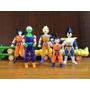 Coleccion De 5 Figuras De Dragon Ball Z Dorda Toys Hm4