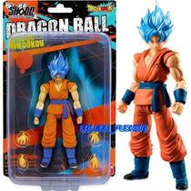 Bandai Shodo Super Saiyan God Goku Dragon Ball Z Dragonball
