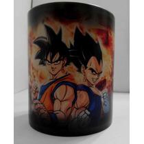 Taza Mágica Goku Dragon Ball Z Mod. 7