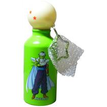 Genial Botella De Aluminio D Piccolo De Dragon Ball Z Kfc M3