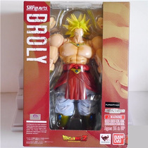 Broly S.h. Figuarts Bandai 100% Original Dragon Ball Z