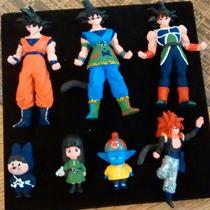 Figuras Dragon Ball Goku Vegeta Super Sajayin Sagas Casi Tod