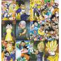 Coleccion De Arte Visual De Dragon Ball Z Mod S3 12 Cromos